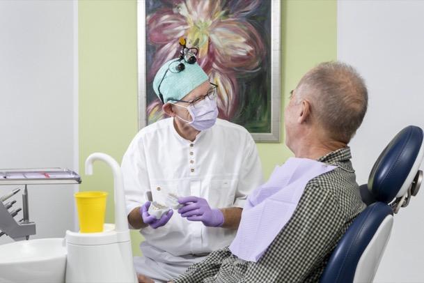 Funktionstherapie/ Kiefergelenk
