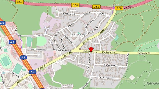 Klicken Sie auf die Karte um zum Google-Routenplaner zu gelangen.